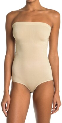 Body Beautiful Seamless Strapless Bodysuit