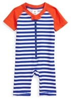 Tucker Infant Boy's + Tate Rashguard Romper