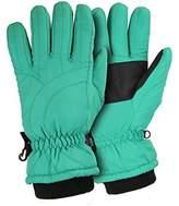 Urban Boundaries Women's Thinsulate Lined Waterproof Microfiber Winter Ski Gloves