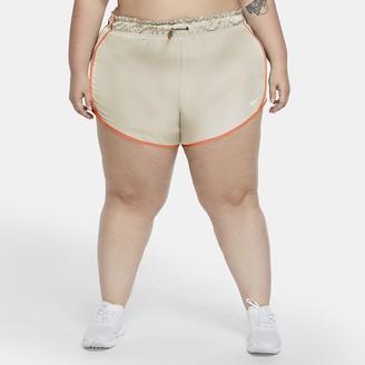 Nike Women's Running Shorts (Plus Size Icon Clash Tempo