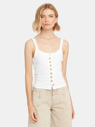 Free People Bridgette Rib Tank