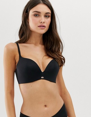 Gossard Wireless Smooth Bra in Black