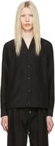 SASQUATCHfabrix. Black Wa-neck Shirt