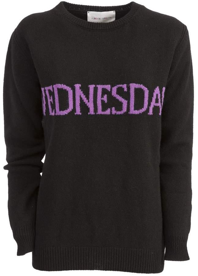 Alberta Ferretti Wednesday Sweatshirt
