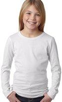 Next Level Apparel 3711 Girls Princess Long-Sleeve T-Shirt