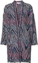 IRO Widdy coat - women - Cotton/Viscose/Polyester/Polyamide - 36