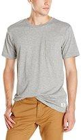 DC Mens Basic Pocket Short-Sleeve Shirt