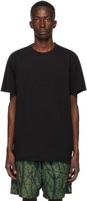 John Elliott Black Anti-Expo T-Shirt