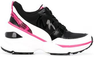 MICHAEL Michael Kors Mickey Mixed-Media sneakers