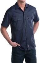 Dickies Twill Work Shirt - Short Sleeve (For Men)