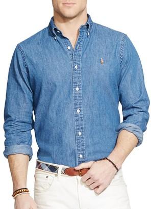 Polo Ralph Lauren Classic-Fit Denim Shirt