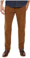 7 For All Mankind Slimmy Slim Straight w/ Clean Pocket in Butterscotch