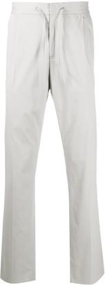Brett Johnson Drawstring Chino Trousers
