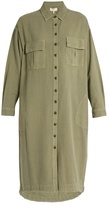 The Great The Troop long-sleeved cotton dress