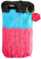 Betsey Johnson xox Trolls Faux-Fur iPhone 6/6s Case, Only at Macy's