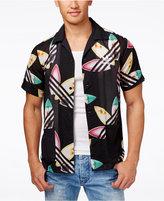 adidas Men's Pharrell Williams Printed Surf Shirt