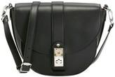 Proenza Schouler Medium PS11 Leather Saddle Bag