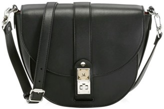 Proenza Schouler Medium PS11 Leather Saddle Bag