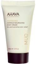 Ahava Travel Dermud Nourishing Body Cream