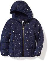 Old Navy Hooded Frost-Free Jacket for Girls
