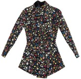 Cynthia Rowley Mini Floral Wetsuit