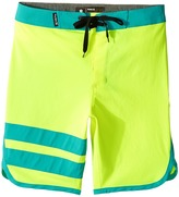 Hurley Print Block Party Boardshorts Boy's Swimwear