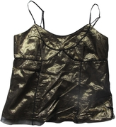 Marc Jacobs Gold Top