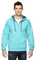 Fruit of the Loom SF73 Men's Full-Zip Hooded Sweatshirt - L