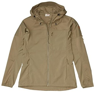 Fjallraven Abisko Midsummer Jacket (Savanna/Light Olive) Women's Clothing