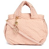 See by Chloe 'Bisou' logo stitch shoulder bag