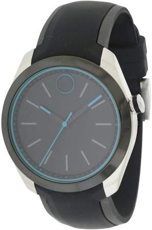 Movado Bold Motion Silicone Smartwatch Mens Watch 3660001