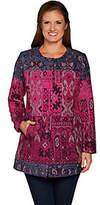 Susan Graver Artisan Embellished TapestryJacket