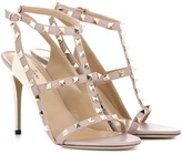Valentino Garavani Rockstud patent leather sandals