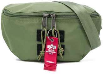 Eastpak logo embroidered belt bag