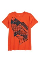 Tea Collection Toddler Boy's Fresh Fish Graphic T-Shirt