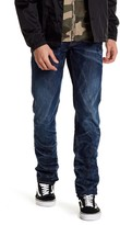 PRPS Demon Slim Straight Leg Jean