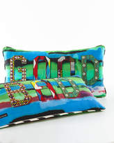 Christian Lacroix Bad Is Good Pillow
