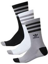 adidas Contrast Stripe Socks/3-Pack