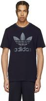 adidas Blue TKO T-Shirt