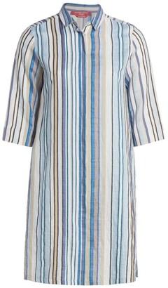 Marina Rinaldi, Plus Size Marina Sport Diabese Striped Tunic