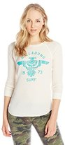 Billabong Junior's Stay Sandy Graphic Thermal Top