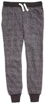 Vintage Havana Boys' Marled French Terry Jogger Pants - Sizes 4-7