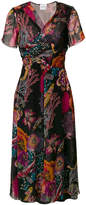 Paul Smith mid-length print dress