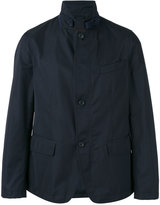 Tod's blazer zipped lightweight jacket - men - Cotton/Polyester - L