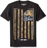 Metal Mulisha Men's Plus Size Fracture Tee