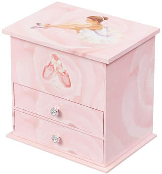 Mele Casey Girl Musical Ballerina Jewelry Box