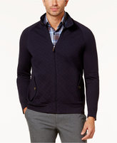 Tasso Elba Men's Quilted Zip-Front Jacket, Created for Macy's