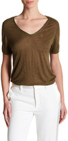 Zadig & Voltaire Margot V-Neck Tee
