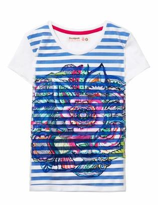 Desigual Girl's Knit T-Shirt Short Sleeve (ts_nuevayork)