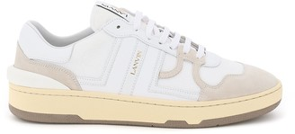 Lanvin Clay Low-Top Sneakers